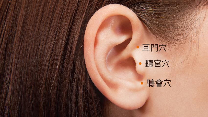 聽力愈來愈差 中醫建議按這3穴