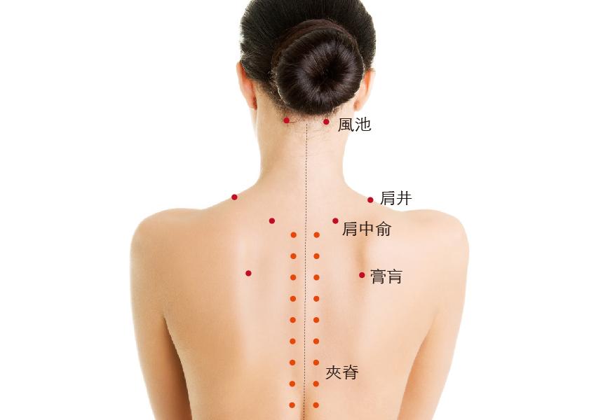 肩頸痠痛加速大腦老化!快按5穴位除痠痛