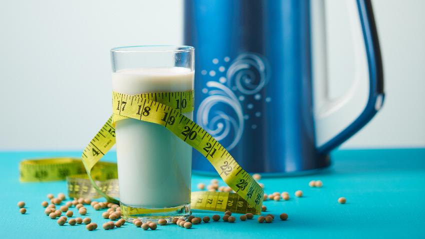實驗告訴你:這個時間喝豆漿愈喝愈瘦