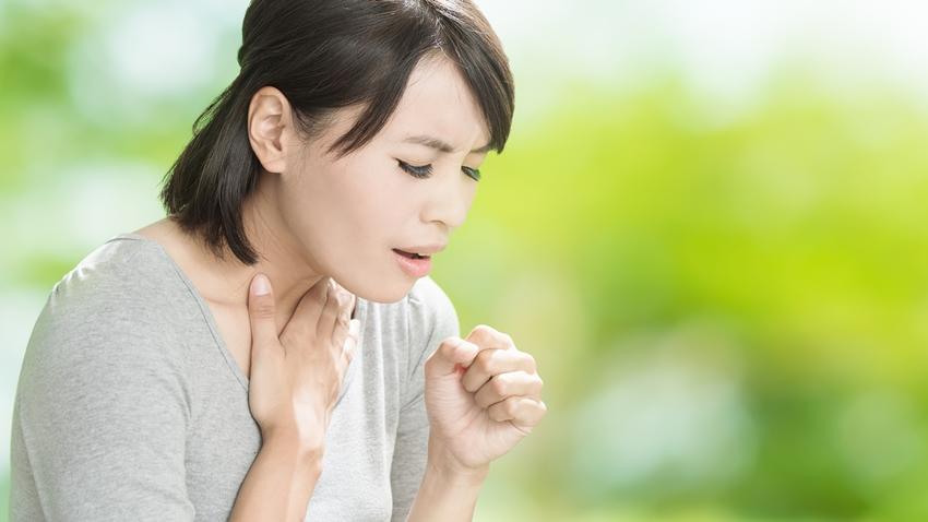 6種痰色告訴你 肺生了什麼病