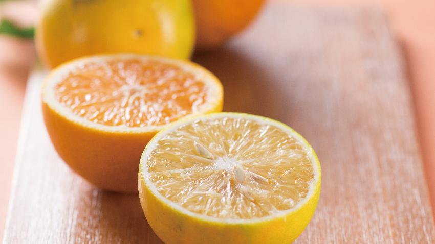 打擊壞膽固醇 吃柳丁就對了