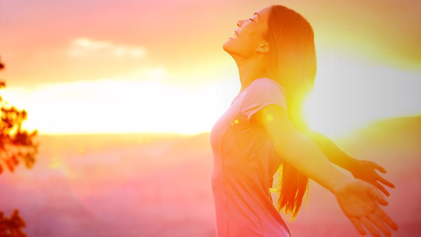 冬季憂鬱症怎麼辦?「太陽」是你的貴人