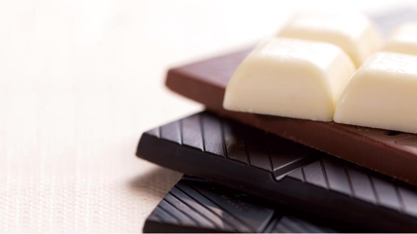誤會大了……巧克力不會使人發胖