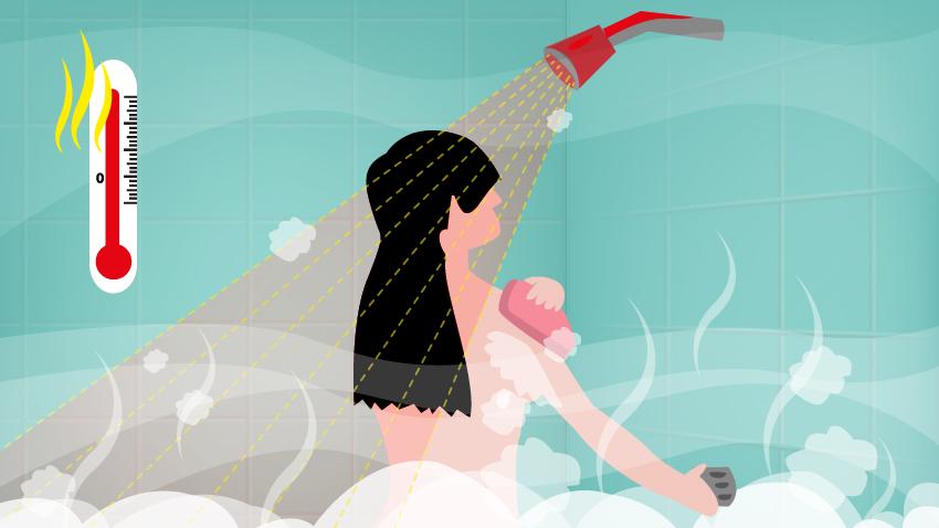別洗熱水澡!4個好習慣 解救你的冬季癢