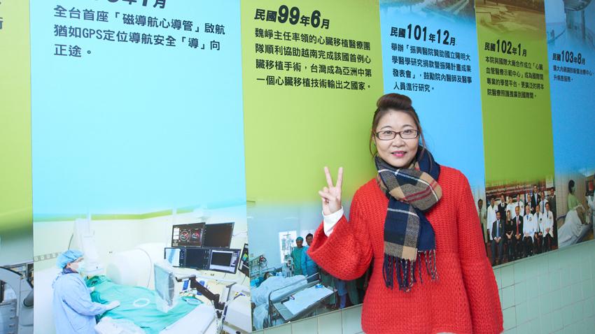 她換心27年亞洲活最久 活蹦亂跳還要創紀錄