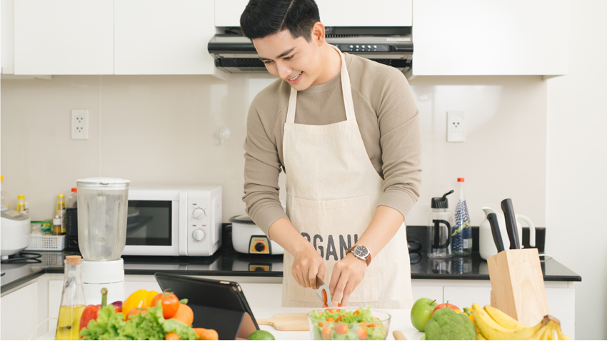 研究:烹飪防失智 尤其男人更該下廚!