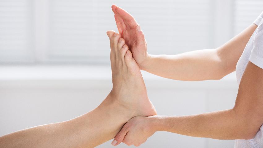 每天2個小動作,和足底筋膜炎徹底分手