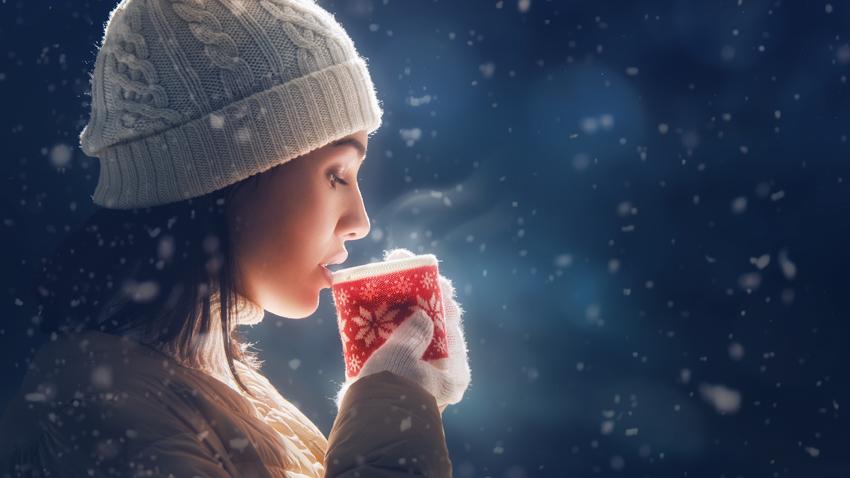 天冷酗咖啡取暖,反爆胖10公斤?