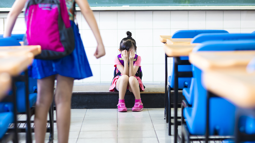當孩子目睹霸凌,如何不讓罪惡感伴隨一生?