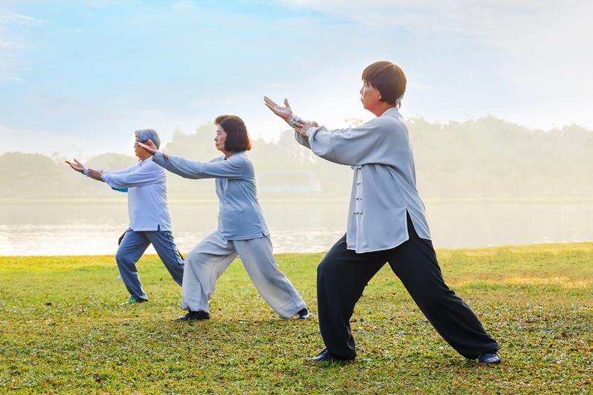 太極拳有助長壽?「醫界葉問」證實:是真的