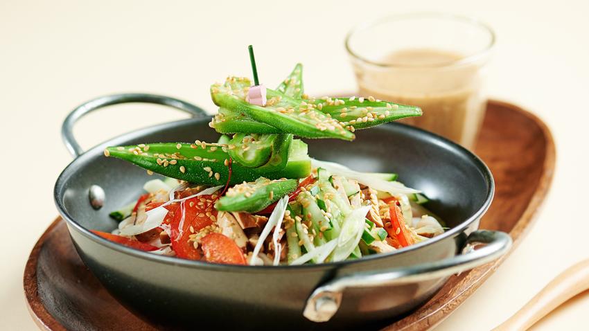 秋葵「補鈣」但不好吃?3道料理讓你流口水