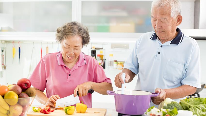 沖繩人長壽不生病的祕密 藏在這道菜餚裡