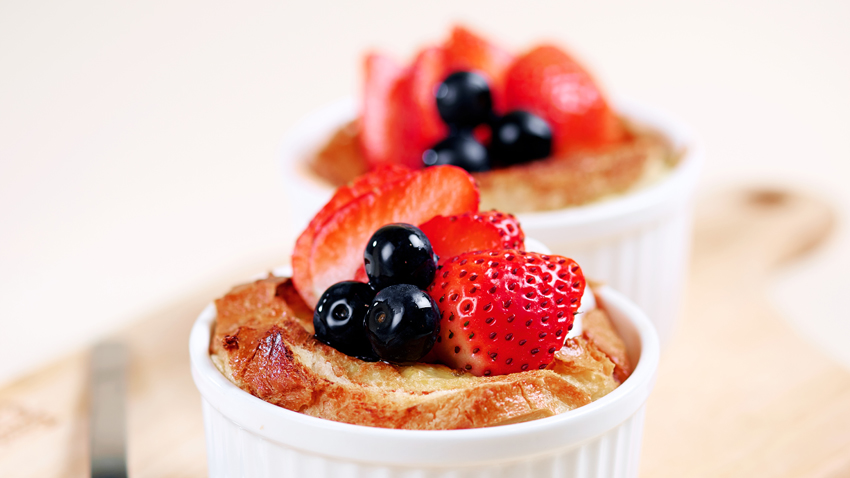 草莓控看過來!3道「甜美誘惑」激起妳的料理魂