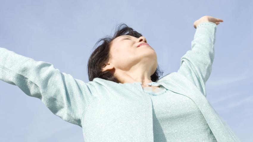 你會呼吸嗎?婦人憂鬱20年,竟然靠呼吸改善了