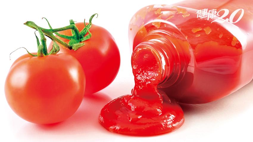 加工食品居然更營養!它的茄紅素是生番茄5倍