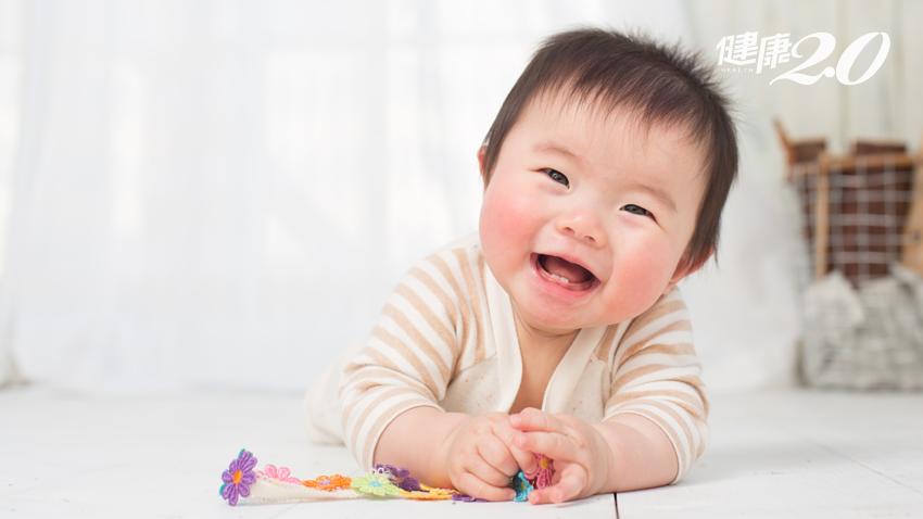 寶寶蘋果臉很可愛?醫師提醒:小心皮膚病!