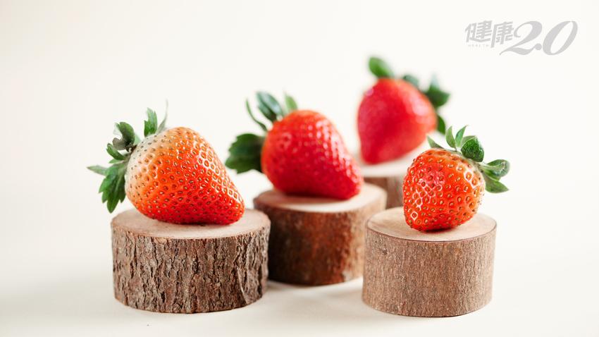 吃草莓美白保濕,營養師告訴你每天吃幾顆