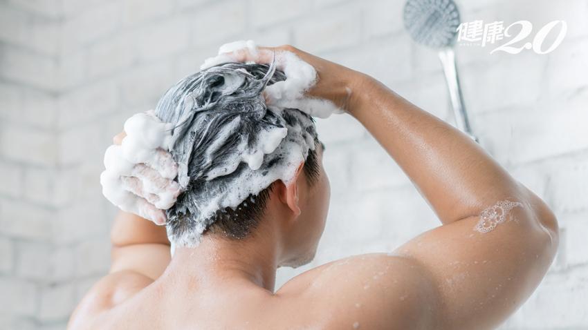 頭髮一直掉不停?洗髮精要選這個顏色