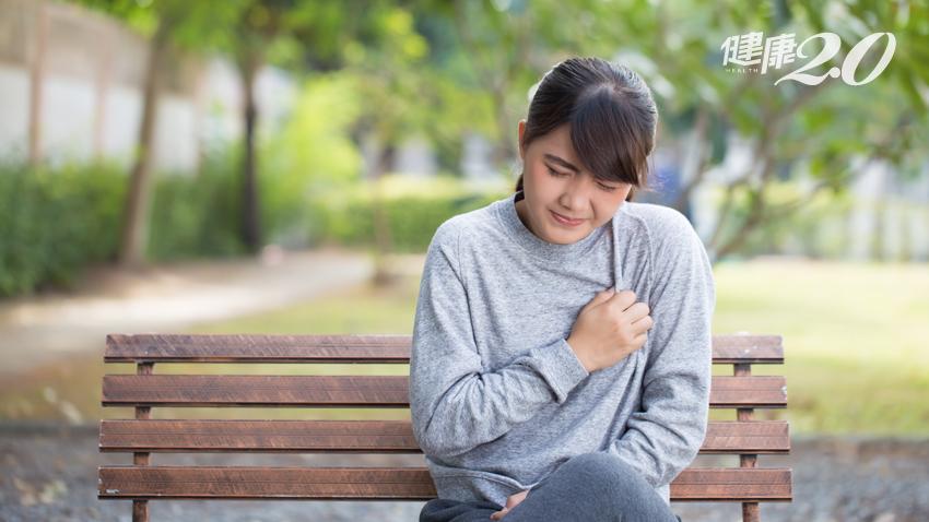 胸痛、乾咳、聲音啞竟是胃食道逆流?名醫傳授5大預防妙招