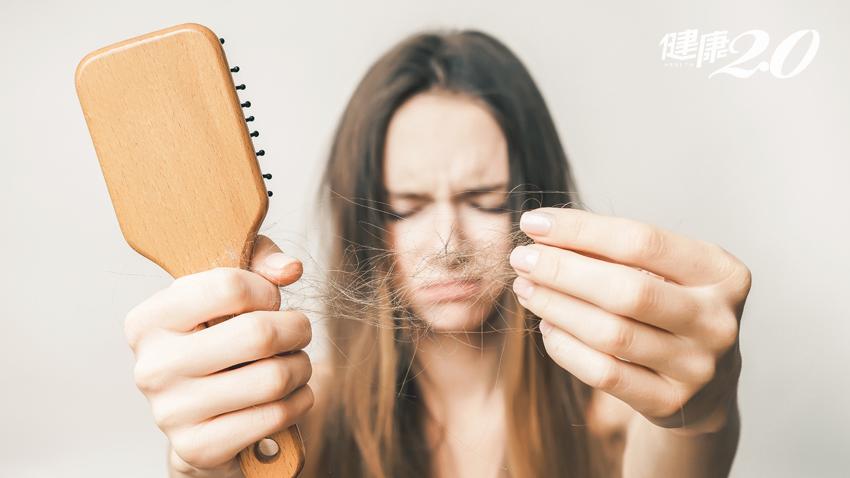 頭髮掉多少才算異常?睡醒後1招辨識