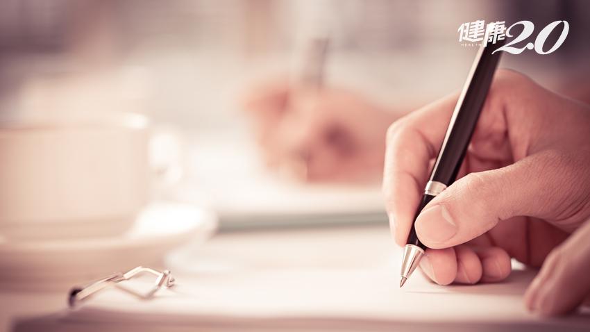 寫字、拿杯子手會抖,是得了巴金森氏症?
