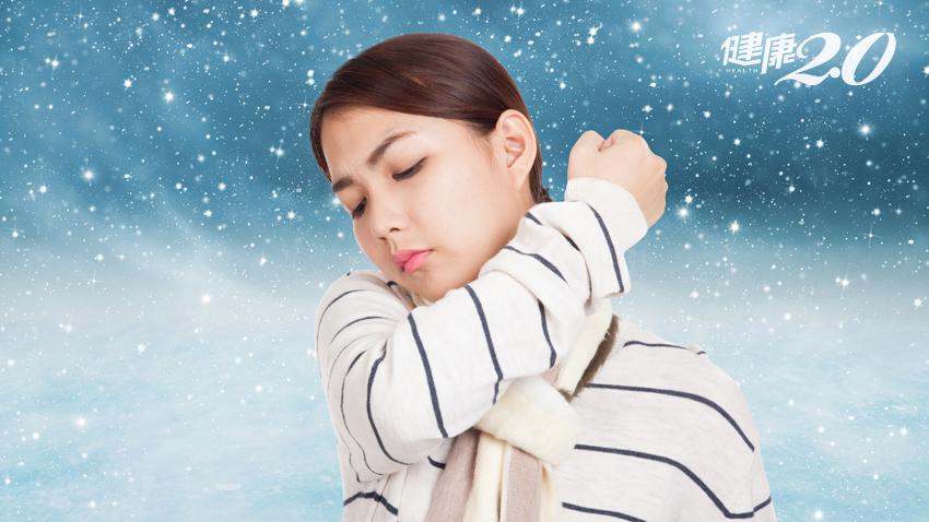 天冷要保護脖子!7大族群當心頸椎病變