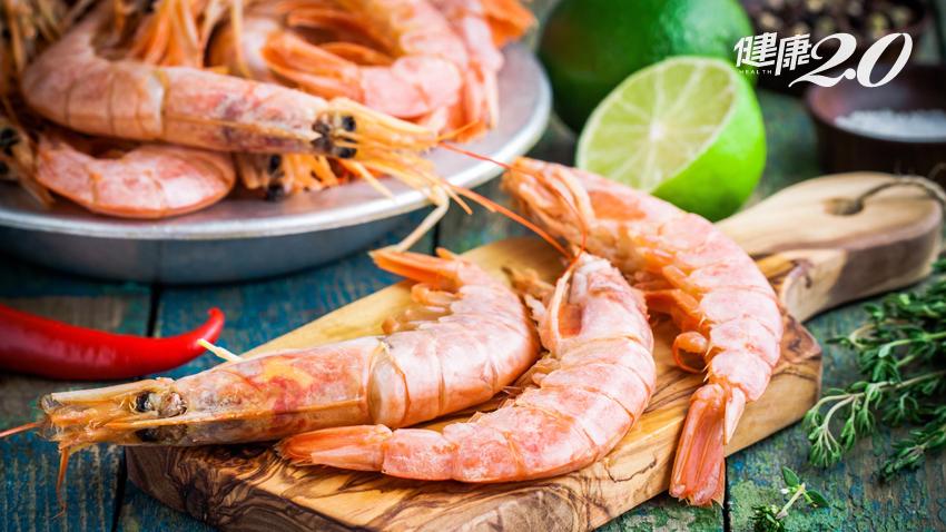 蝦子和維生素C一起吃,比砒霜還毒?