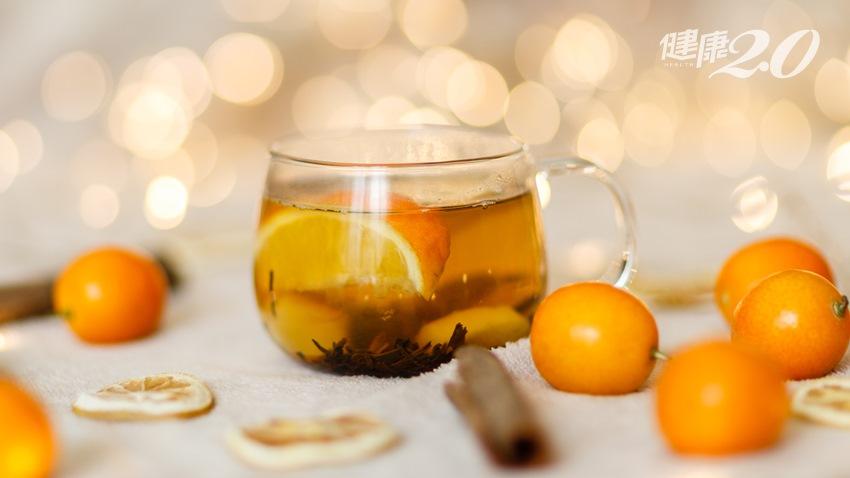 解除一肚子的油膩感,營養師教你喝這3種茶