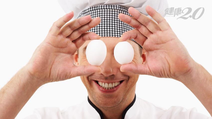 情人眼睛好犀利! 男友的蛋蛋變巨蛋,她一眼揪出癌症危機
