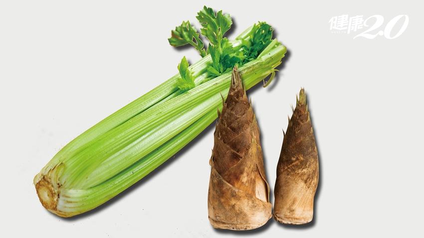 胃不好別吃竹筍、芹菜?專家:別本末倒置!