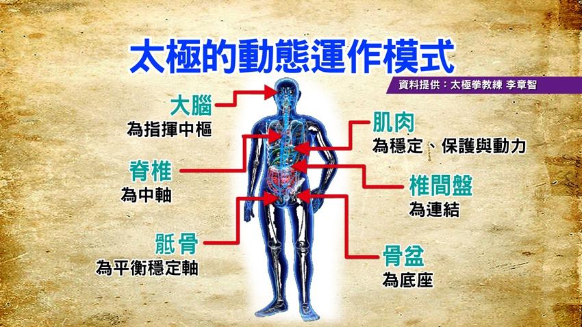 醫生都用這招「太極功法」,保養心血管、顧脊椎!