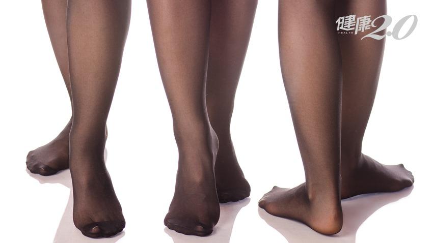 彈性襪愈緊愈好?改善血液循環要這樣穿…