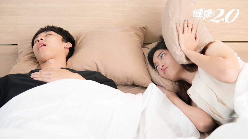 43歲男心臟衰竭 竟是睡眠呼吸中止惹禍