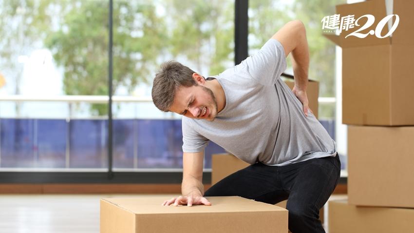 下背痛好不了?做對7件事「挺直腰桿」不復發