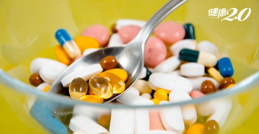 維生素C與胃藥併服,當心記憶喪失