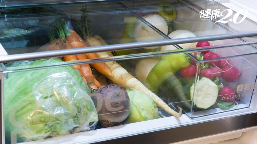 蔬果買回來,別急著放冰箱!這有一個超級大好處