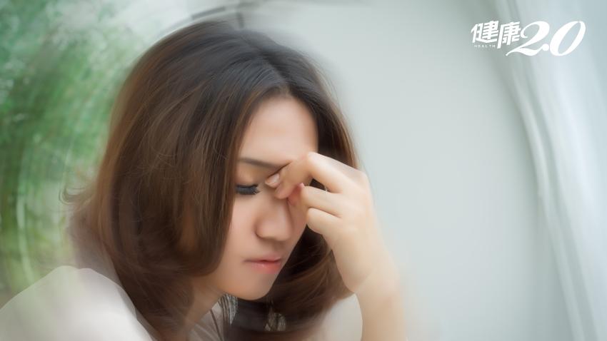 眩暈、視力模糊…小心快中風!1分鐘測中風指數