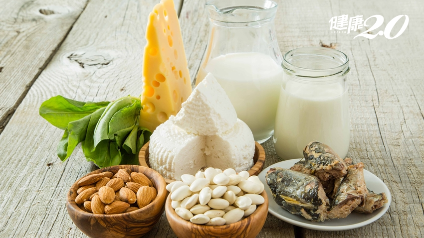 狂補鈣都沒用?「這個時間」吃才最容易被吸收