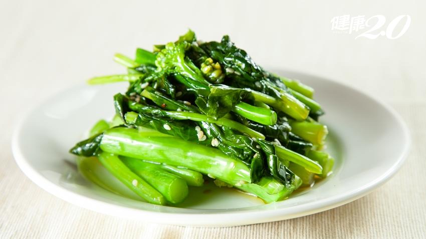 是真的!吃下這碗「翠綠」,鈣質比一杯牛奶還豐富