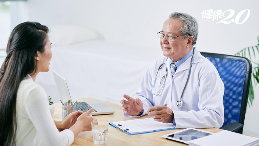 當家人患癌…一定要請教醫師的7個關鍵題