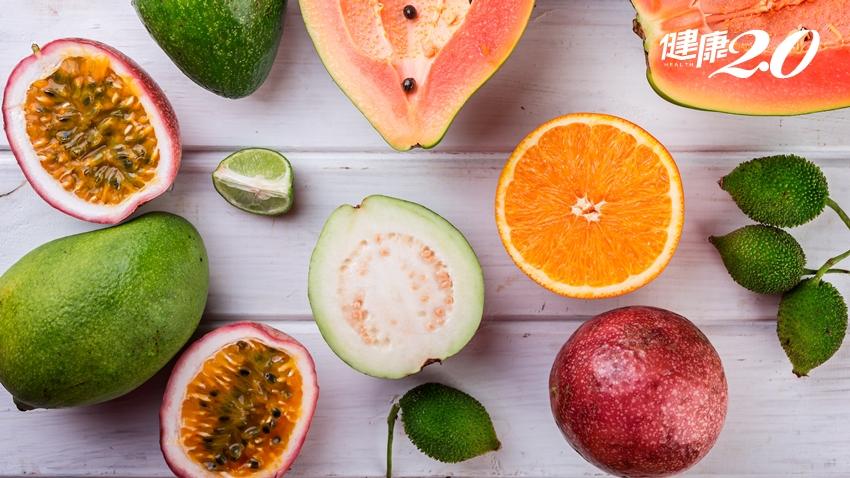 吃纖維解便祕?營養師:這2款「拳頭大」水果很有效!