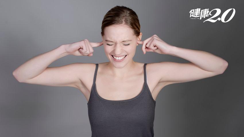 耳鳴該掛身心科?耳朵經常吱吱叫者易得焦慮症