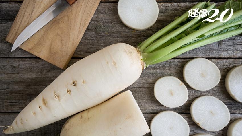 白蘿蔔「這樣煮」最營養,抗癌助消化還能止咳化痰