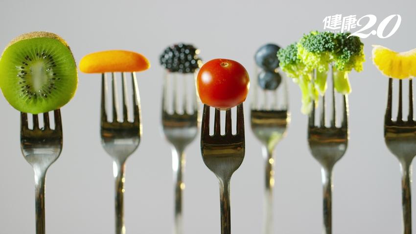 遠離腸癌!營養師透露蔬果「黃金比例吃法」