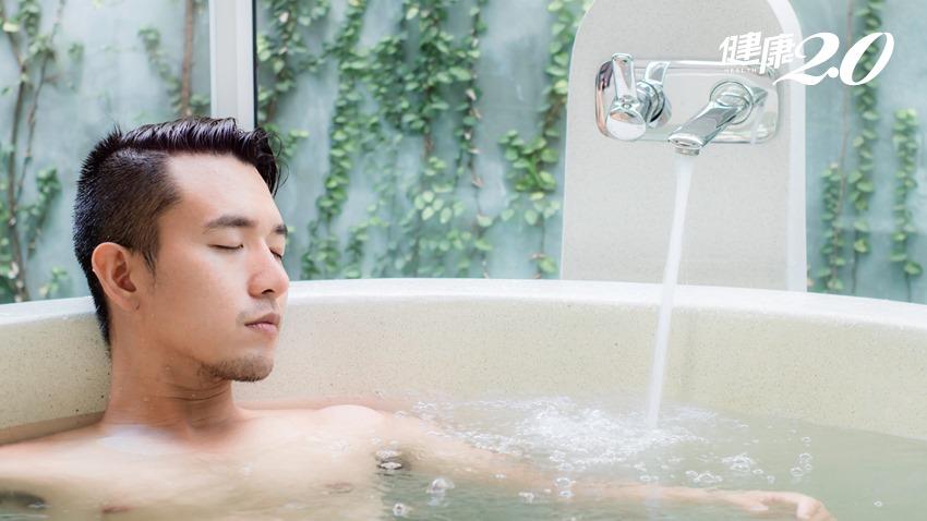 洗熱水澡可以強心降血壓?資深醫師警告:有些人可能致命
