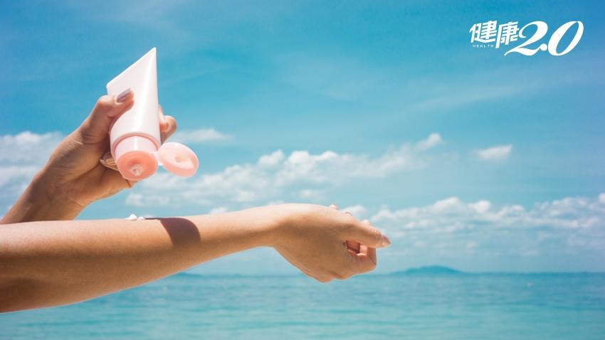 就連陰天也要防曬 皮膚科醫師用這方法超簡單