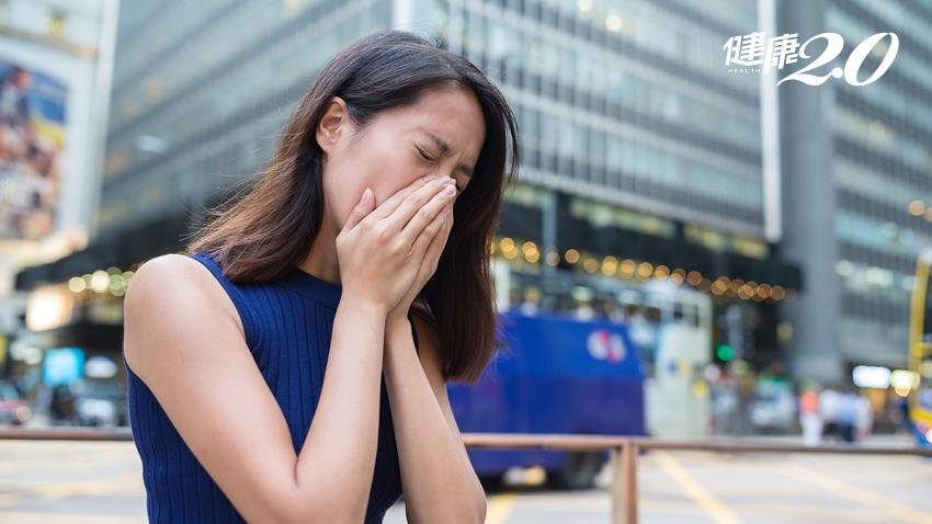 噴嚏打不停,是過敏還是感冒?