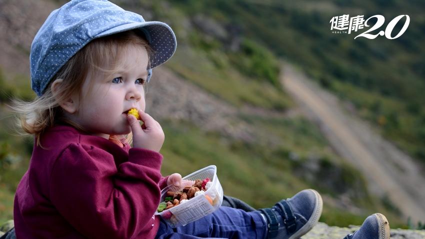 堅果類食物成為孩童嗆食危機  醫師強烈建議5歲前不要餵食