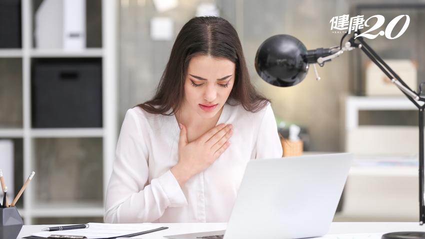 心悸、盜汗找不出病因…可能是「這疾病」作祟