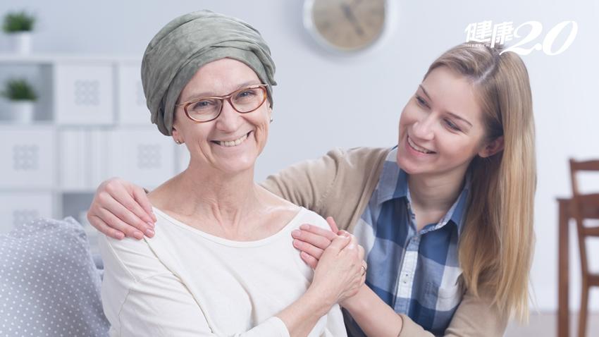家人罹癌別慌!做好2件事是最好的心理支持
